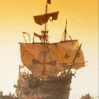 Velas De Las Carabelas Cristóbal Colón