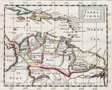 Rio orinoco mapa intellego rio orinoco mapa mapa de seler 1685rio orinoco mapa thecheapjerseys Choice Image