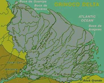 El rio increble que confundio la ruta de lope de aguirre gran delta del orinoco thecheapjerseys Choice Image
